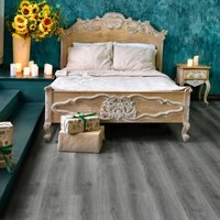 Alpine Floor Steel Wood Блэк ECO 12-1