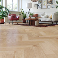 Arbiton Amaron Herringbone Wembley Oak