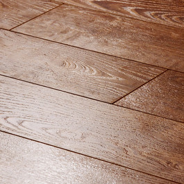 Ecoflooring  Brush Wood Дуб торонто