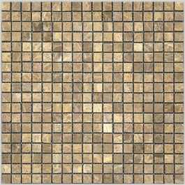Мозаика I-Tile 4M36-15T (Emperador Light)
