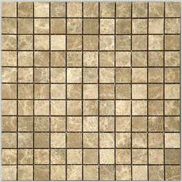 Мозаика I-Tile 4M36-26T (Emperador Light)