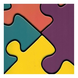 IVC Bingo PUZZLE COLOUR 050