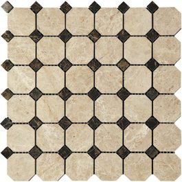 Natural Octagon M036+M022-BP