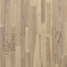 PolarWood OAK LIVING WHITE MATT 3S