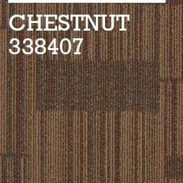 Ковролин Interface Chestnut  338407