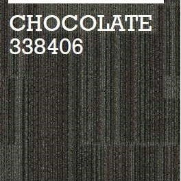 Interface Series 301 Chocolate 338406